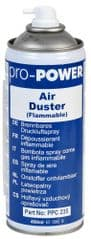 PRO POWER CHEMICALS PPC235  Air Duster **Flammable** 400Ml